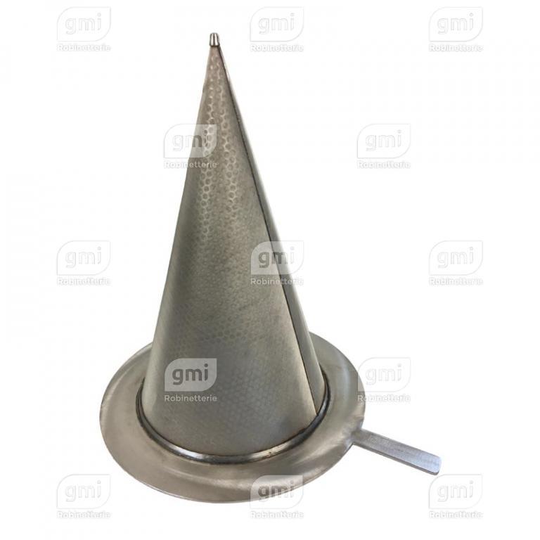 filtre conique provisoire
