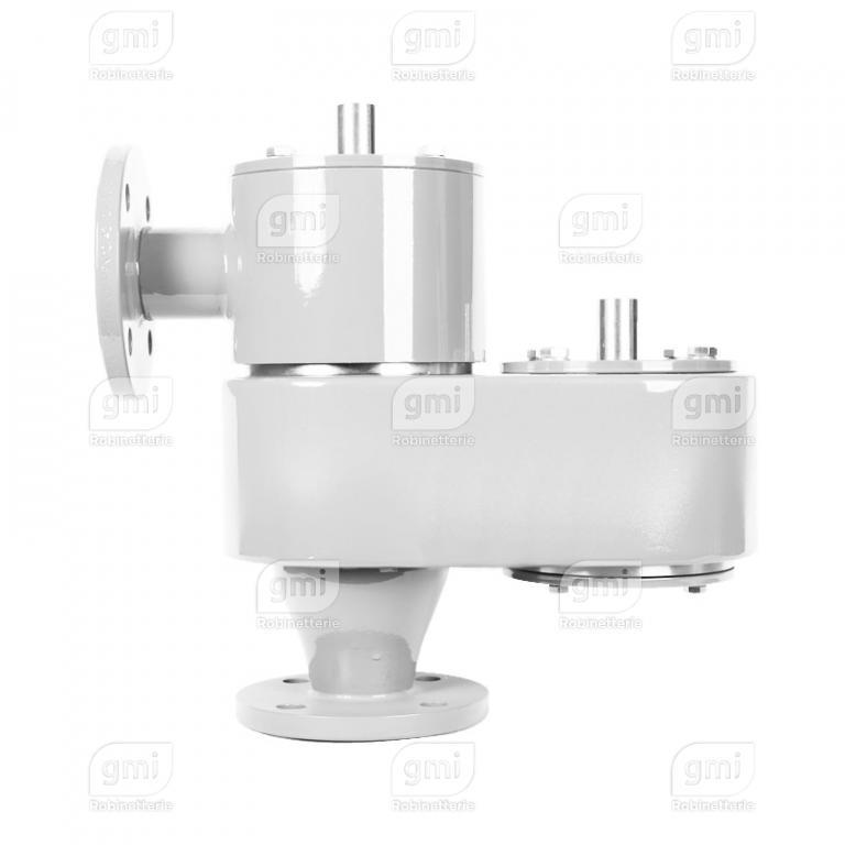Soupape Pression Dépression Aluminium - canalisé