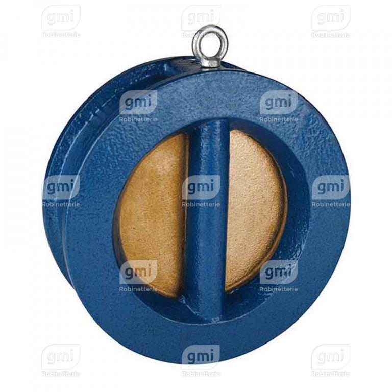 Clapet à double battant Fonte-Bronze