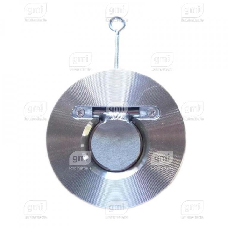 Clapet simple battant Acier