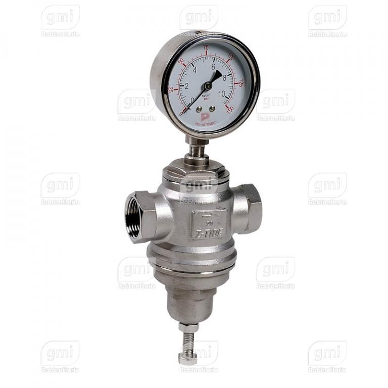 Réducteur de pression Inox