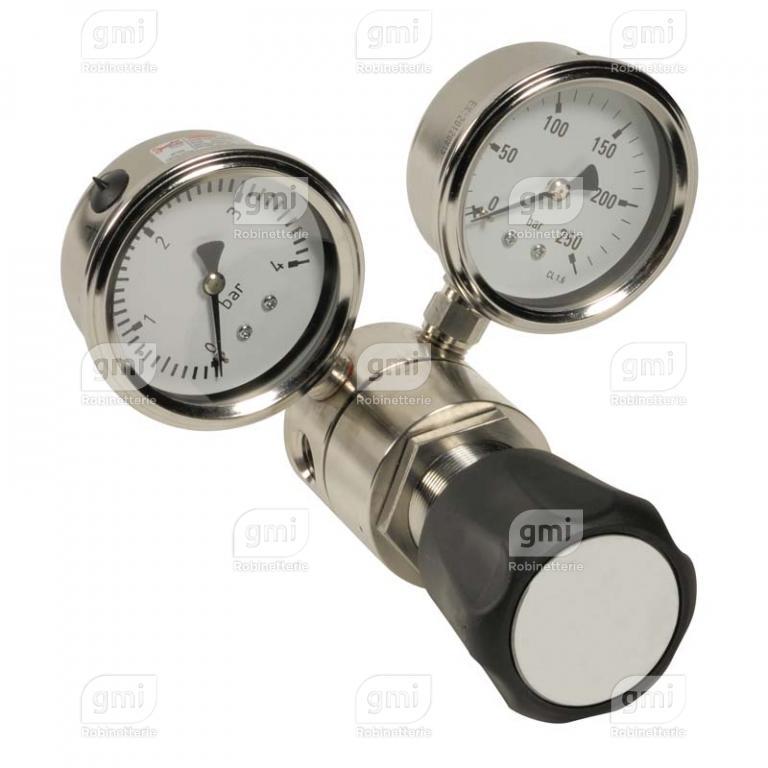 Détendeur haute pression Inox PN400