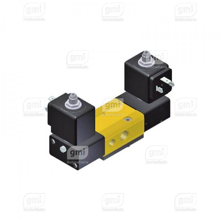 Électrodistributeur bi-sable