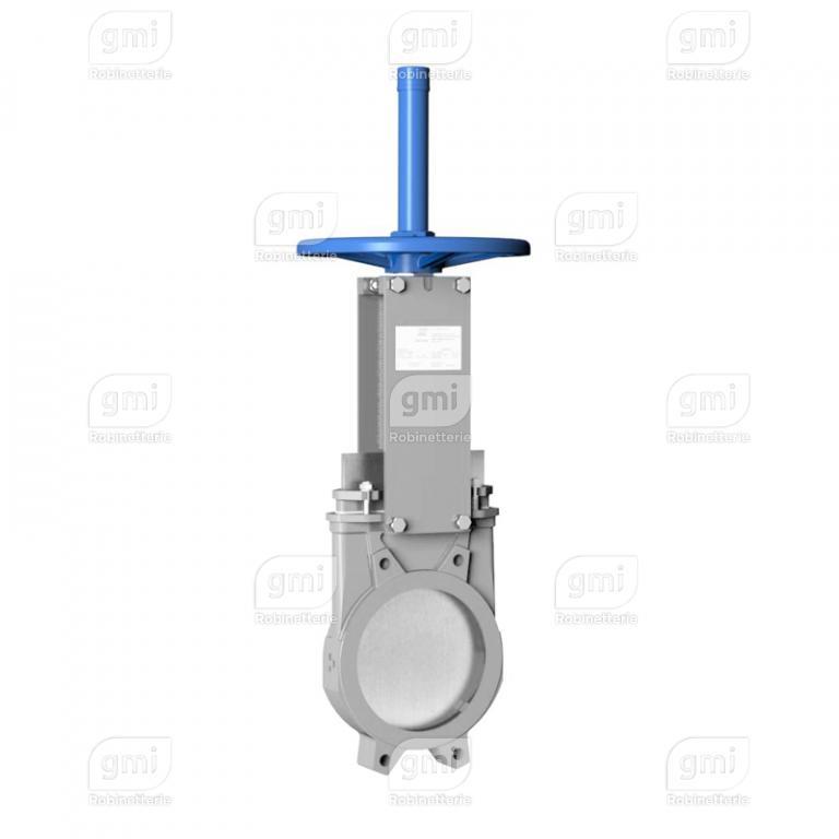 Vanne guillotine Inox PN10 Wafer