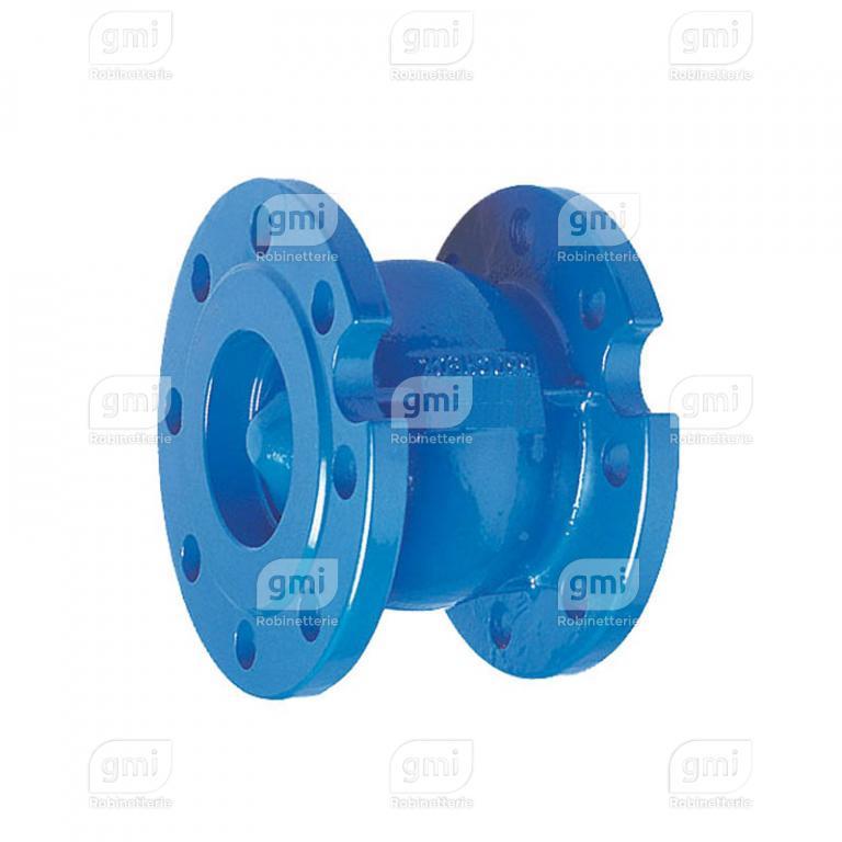 Clapet à disque axial Fonte