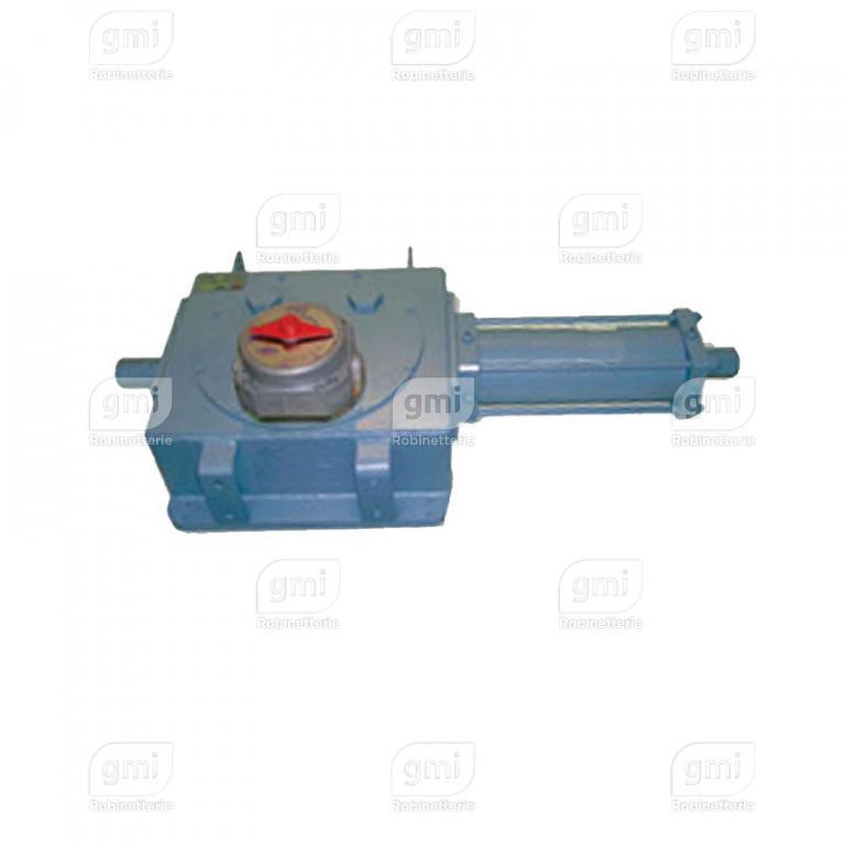 Actionneur hydraulique quart de tour
