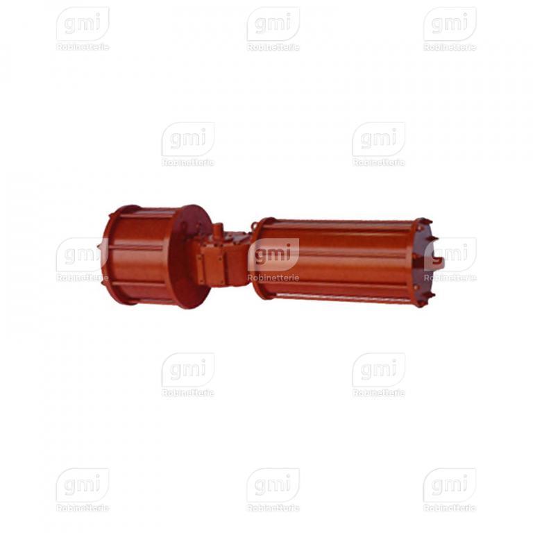Actionneur hydraulique quart de tour - Haut Couple